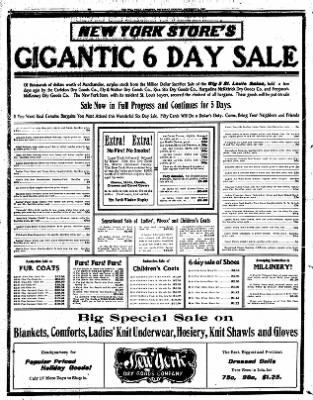 Iola Daily Register And Evening News from Iola, Kansas on December 5, 1907 · Page 6