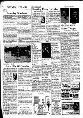 The Ottawa Herald from Ottawa, Kansas on March 2, 1963 · Page 4