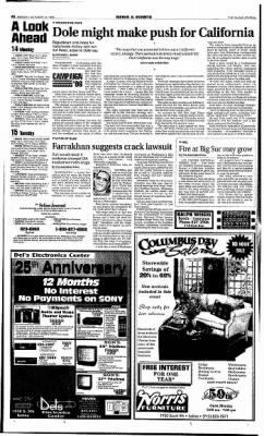 The Salina Journal from Salina, Kansas on October 14, 1996 · Page 2
