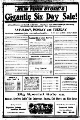 Iola Daily Register And Evening News from Iola, Kansas on December 6, 1907 · Page 6