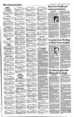The Salina Journal from Salina, Kansas on February 1, 1986 · Page 15