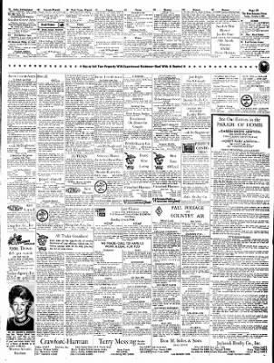 The Hutchinson News from Hutchinson, Kansas on October 3, 1971 · Page 34