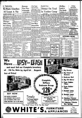 The Ottawa Herald from Ottawa, Kansas on March 5, 1963 · Page 2