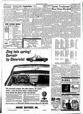 The Tipton Daily Tribune from Tipton, Indiana on April 1, 1965 · Page 6