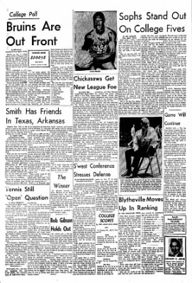 The Courier News from Blytheville, Arkansas on January 16, 1968 · Page 8