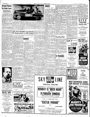 The Courier News from Blytheville, Arkansas on October 8, 1949 · Page 10