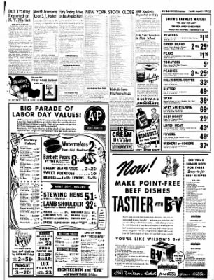 The Bakersfield Californian from Bakersfield, California on August 31, 1944 · Page 11
