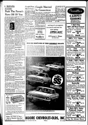 The Ottawa Herald from Ottawa, Kansas on March 6, 1963 · Page 4