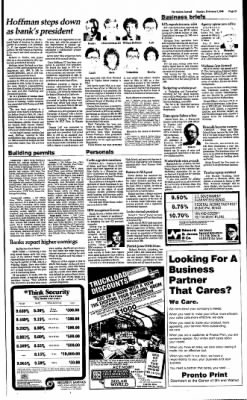 The Salina Journal from Salina, Kansas on February 2, 1986 · Page 27