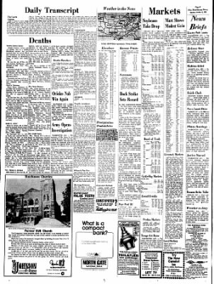 The Hutchinson News from Hutchinson, Kansas on October 4, 1971 · Page 2