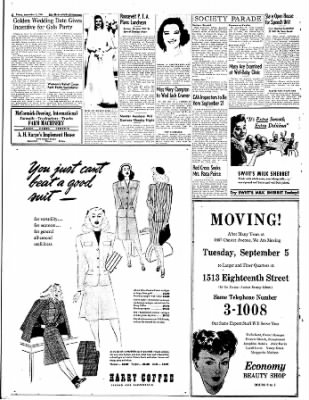 The Bakersfield Californian from Bakersfield, California on September 1, 1944 · Page 6