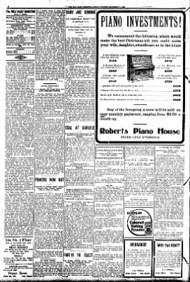 Iola Daily Register And Evening News from Iola, Kansas on December 7, 1908 · Page 4