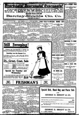 Iola Daily Register And Evening News from Iola, Kansas on December 7, 1908 · Page 7