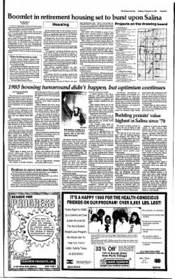 The Salina Journal from Salina, Kansas on February 2, 1986 · Page 53