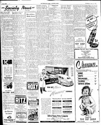 The Courier News from Blytheville, Arkansas on June 24, 1947 · Page 2
