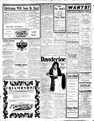 Iola Daily Register And Evening News from Iola, Kansas on December 10, 1908 · Page 2