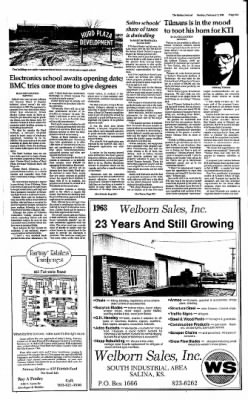 The Salina Journal from Salina, Kansas on February 2, 1986 · Page 61