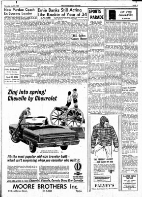 The Tipton Daily Tribune from Tipton, Indiana on April 8, 1965 · Page 5