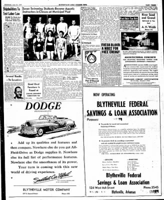 The Courier News from Blytheville, Arkansas on June 24, 1947 · Page 3
