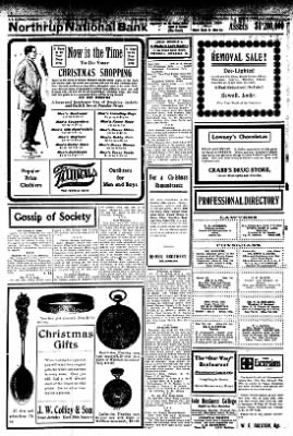 Iola Daily Register And Evening News from Iola, Kansas on December 18, 1907 · Page 2