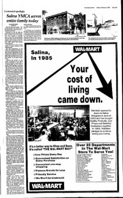 The Salina Journal from Salina, Kansas on February 2, 1986 · Page 69