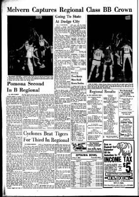 The Ottawa Herald from Ottawa, Kansas on March 9, 1963 · Page 2