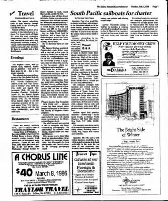 The Salina Journal from Salina, Kansas on February 2, 1986 · Page 79