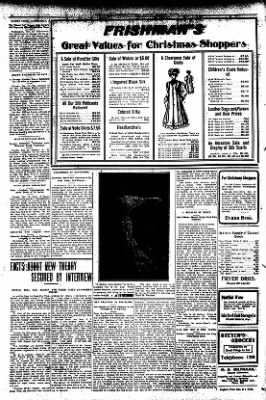 Iola Daily Register And Evening News from Iola, Kansas on December 19, 1907 · Page 8