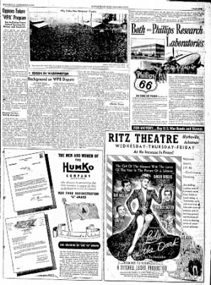 The Courier News from Blytheville, Arkansas on September 6, 1944 · Page 5