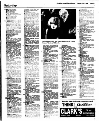 The Salina Journal from Salina, Kansas on February 2, 1986 · Page 91