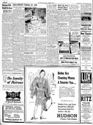 The Courier News from Blytheville, Arkansas on September 6, 1944 · Page 6