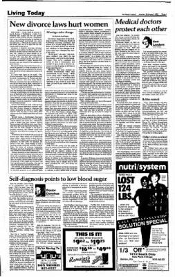 The Salina Journal from Salina, Kansas on February 3, 1986 · Page 6
