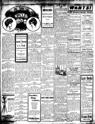 Iola Daily Register And Evening News from Iola, Kansas on December 15, 1908 · Page 2