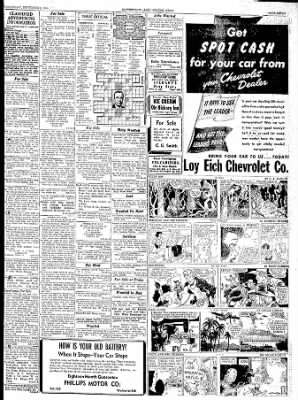 The Courier News from Blytheville, Arkansas on September 6, 1944 · Page 7