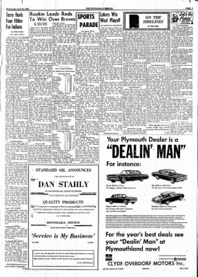 The Tipton Daily Tribune from Tipton, Indiana on April 14, 1965 · Page 5