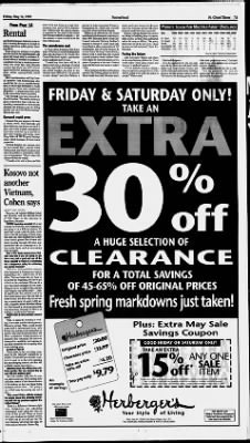 St  Cloud Times from Saint Cloud, Minnesota on May 14, 1999