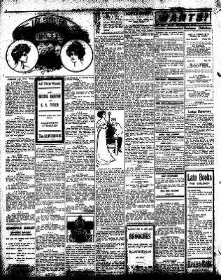 Iola Daily Register And Evening News from Iola, Kansas on December 16, 1908 · Page 2