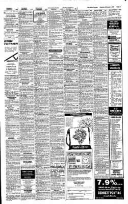 The Salina Journal from Salina, Kansas on February 3, 1986 · Page 16