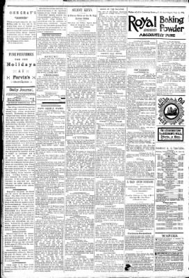 Logansport Pharos-Tribune from Logansport, Indiana on January 17, 1891 · Page 4