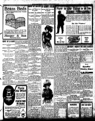 Iola Daily Register And Evening News from Iola, Kansas on December 16, 1908 · Page 3