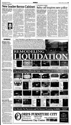 The Salina Journal from Salina, Kansas on April 27, 2001 · Page 5