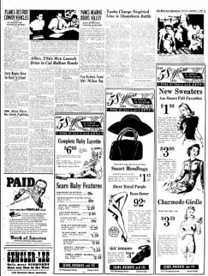 The Bakersfield Californian from Bakersfield, California on September 7, 1944 · Page 5
