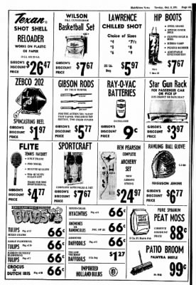 The Hutchinson News from Hutchinson, Kansas on October 5, 1971 · Page 31