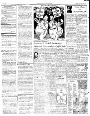 The Courier News from Blytheville, Arkansas on April 21, 1952 · Page 6