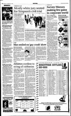 The Salina Journal from Salina, Kansas on October 18, 1996 · Page 4