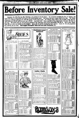 Iola Daily Register And Evening News from Iola, Kansas on December 26, 1907 · Page 6