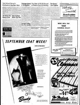 The Bakersfield Californian from Bakersfield, California on September 8, 1944 · Page 3