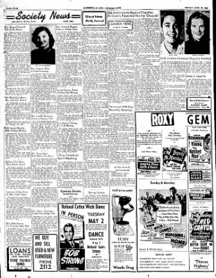 The Courier News from Blytheville, Arkansas on April 28, 1950 · Page 4