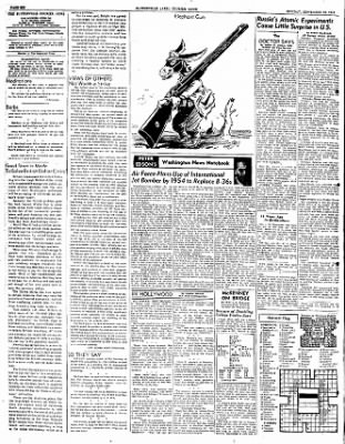 The Courier News from Blytheville, Arkansas on September 26, 1949 · Page 6