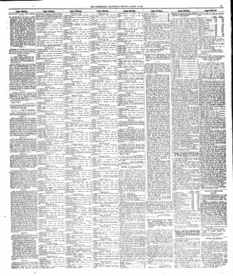 The Bakersfield Californian from Bakersfield, California on August 24, 1936 · Page 15